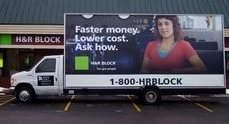 conventional mobile billboard